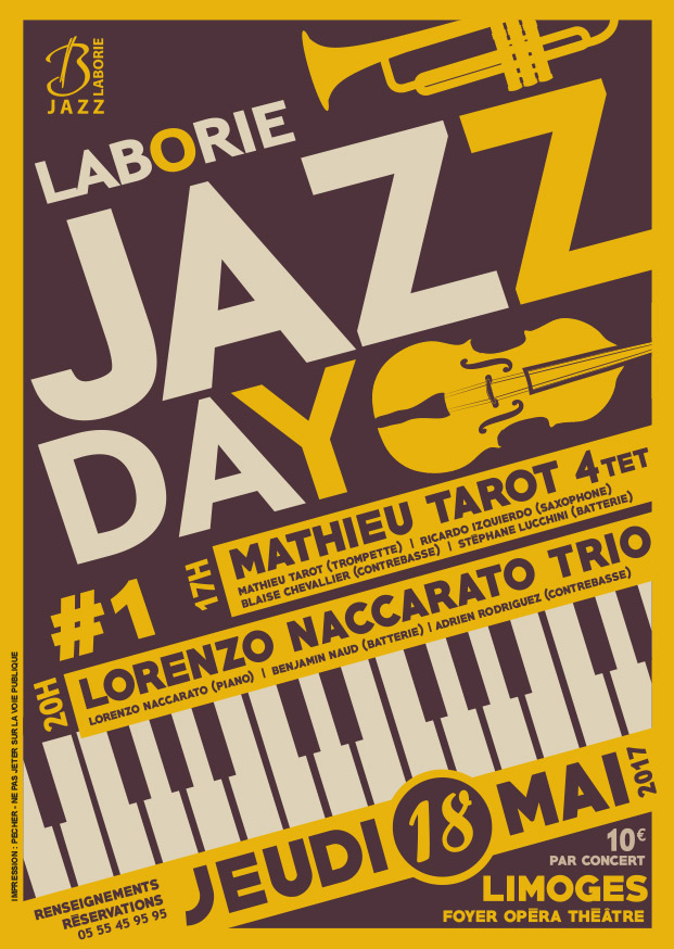 LaborieJazzDay2017 Flyer bd