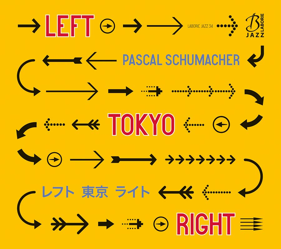 Cover of Left Tokyo Right