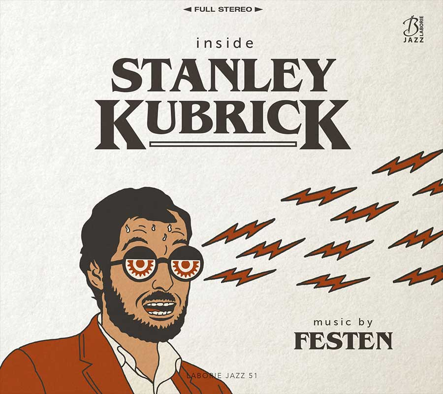Cover of Inside Stanley Kubrick